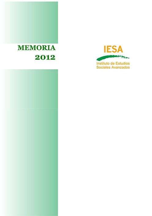 Memoria IESA 2012