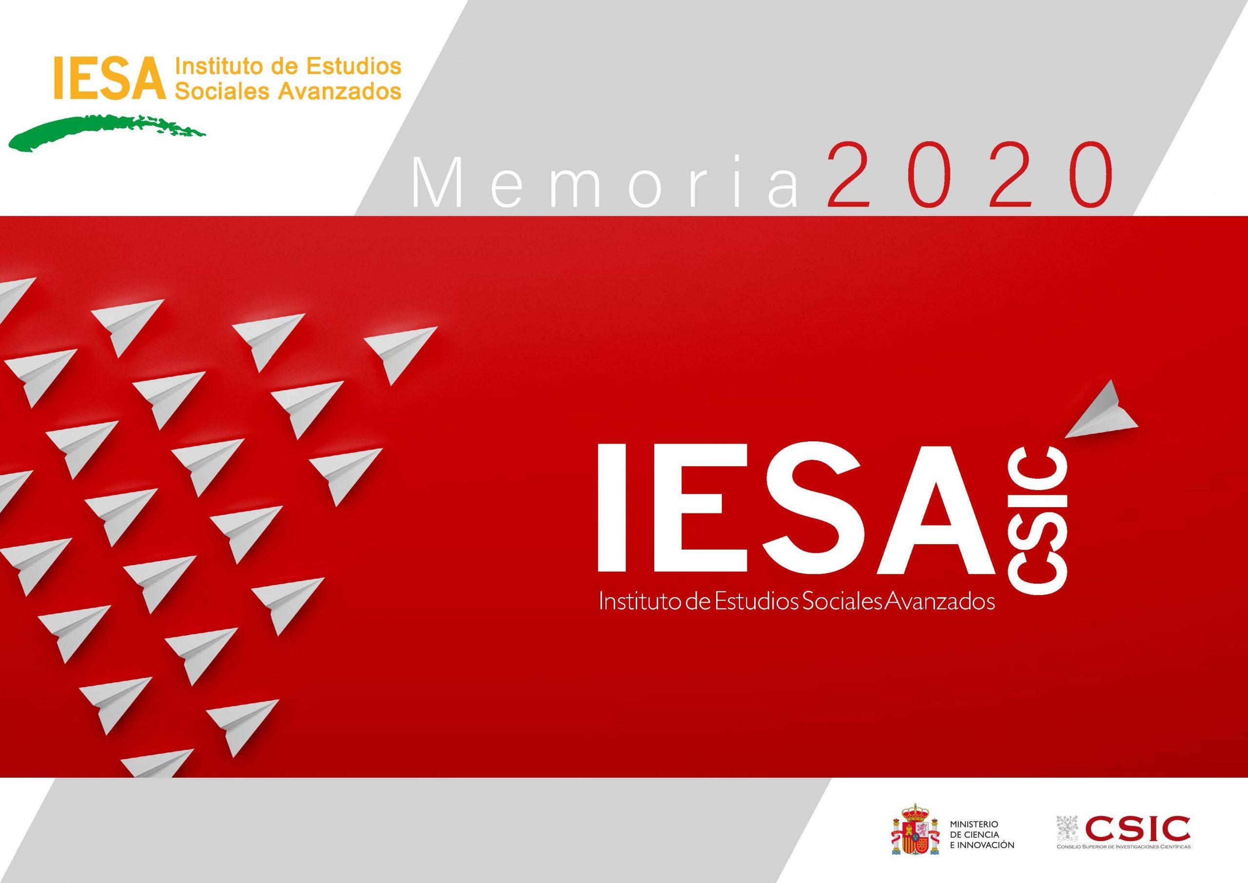 Memoria2020 Iesa Csic Página 01